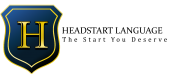 Headstart Language Logo